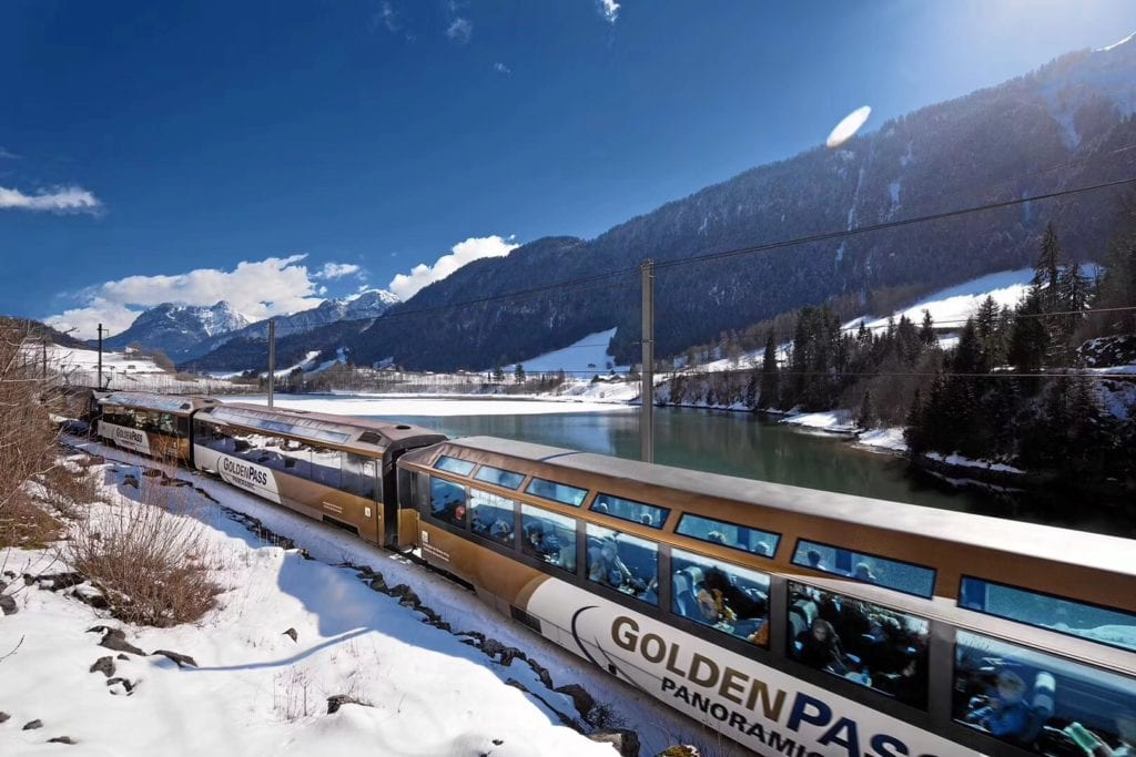 Interlaken and the Golden Pass