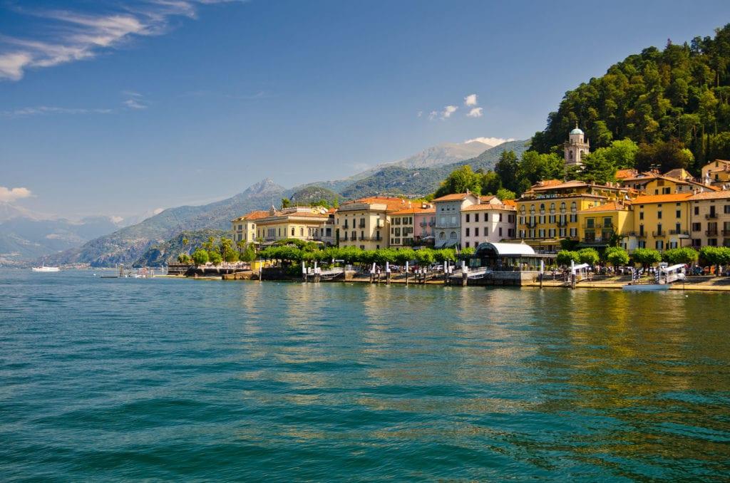 Lake Como via the Gotthard Pass