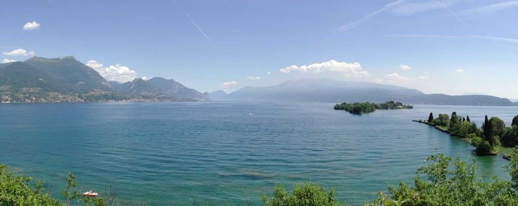 Lake Garda via the Swiss Alps