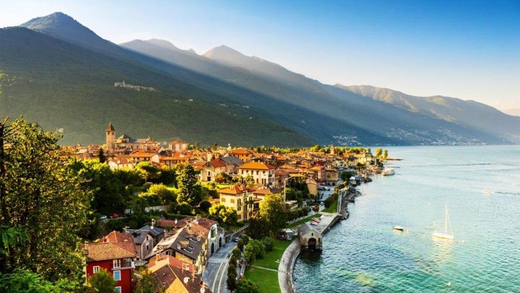 Lake Maggiore by Rail