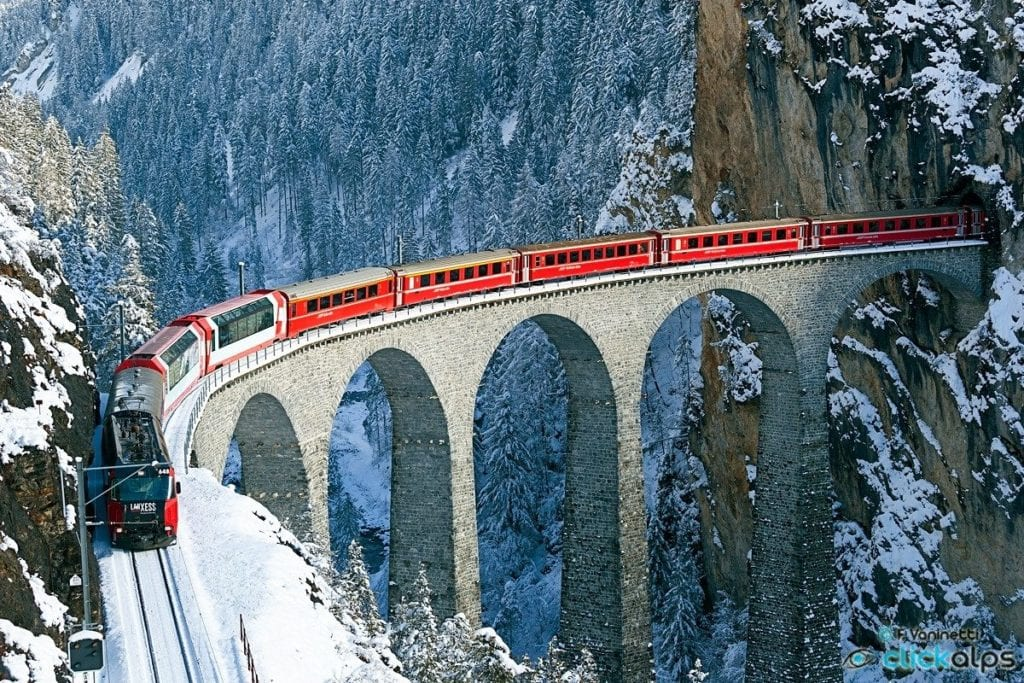 Magical Journeys of Switzerland