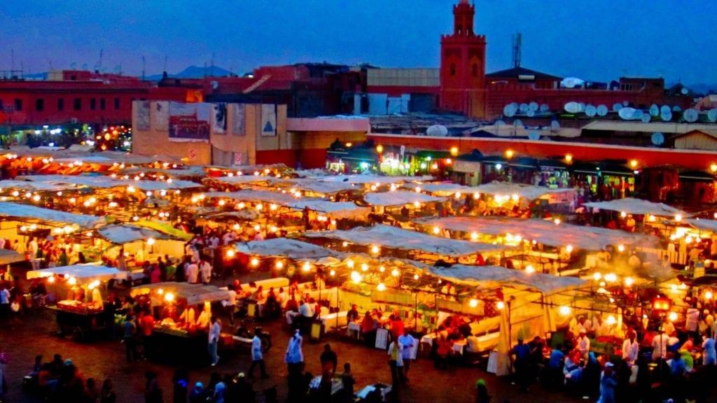Fez, Casablanca & Marrakech