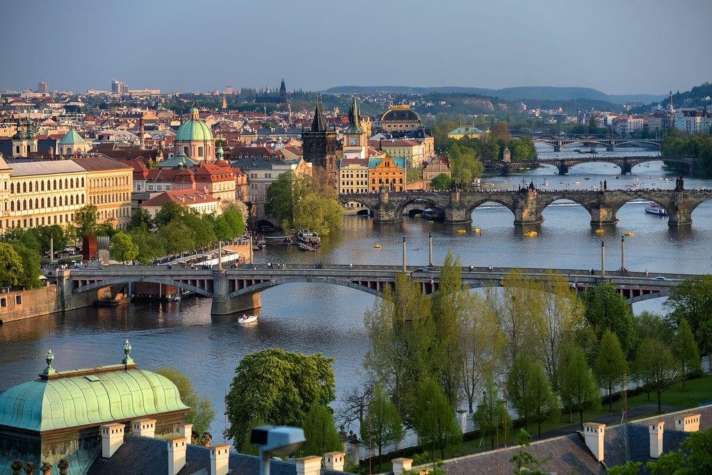 Luxury Prague, Vienna & Budapest by Rail