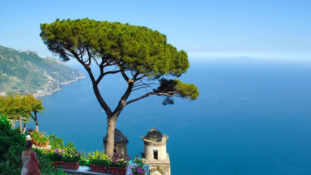 Orient Express and the Amalfi Coast