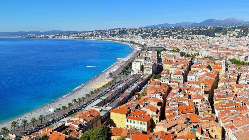 The French Riviera: Nice and Cannes