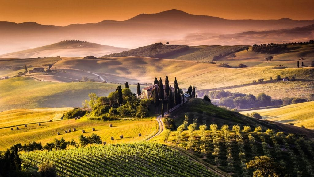 Tuscany in Detail