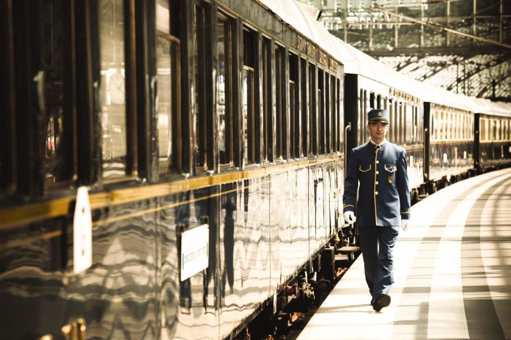 Classic Orient Express: London to Venice