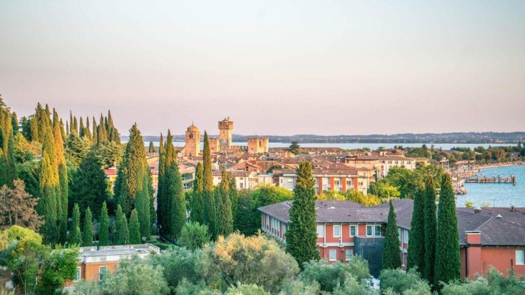 Venice and Lake Garda