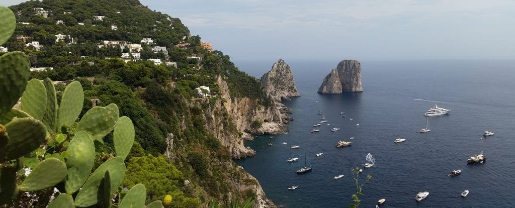Just Italy: Florence, Sorrento and Capri