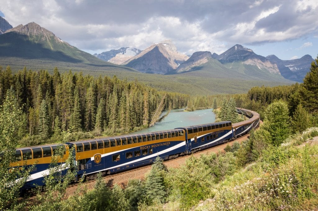 Rocky Mountaineer: Grand Circle