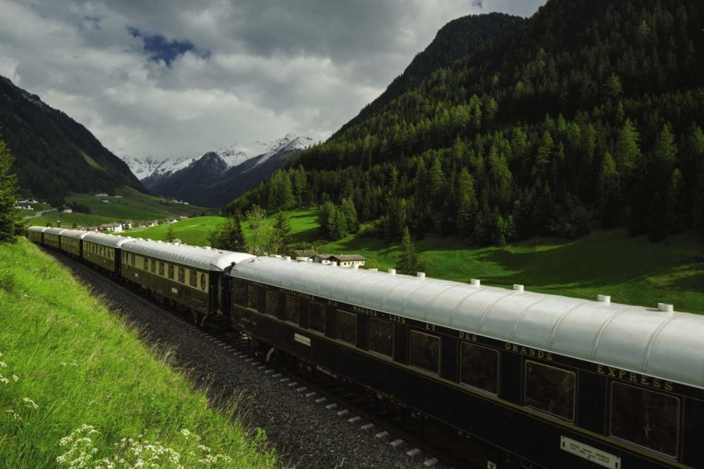 Classic Orient-Express: Venice to London