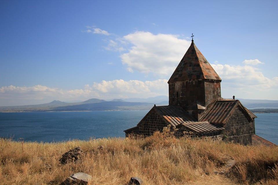 Caspian Odyssey: Yerevan to Almaty