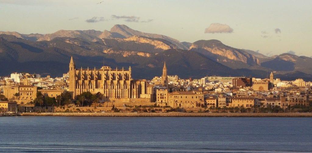 Valencia and Mallorca