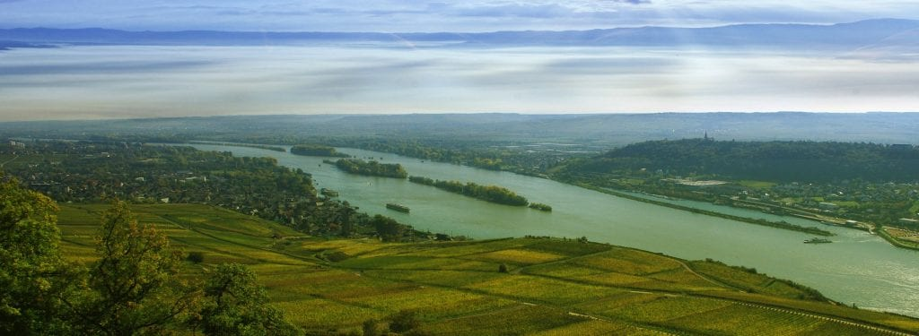 Romantic Rhine & Moselle Valleys by Rail