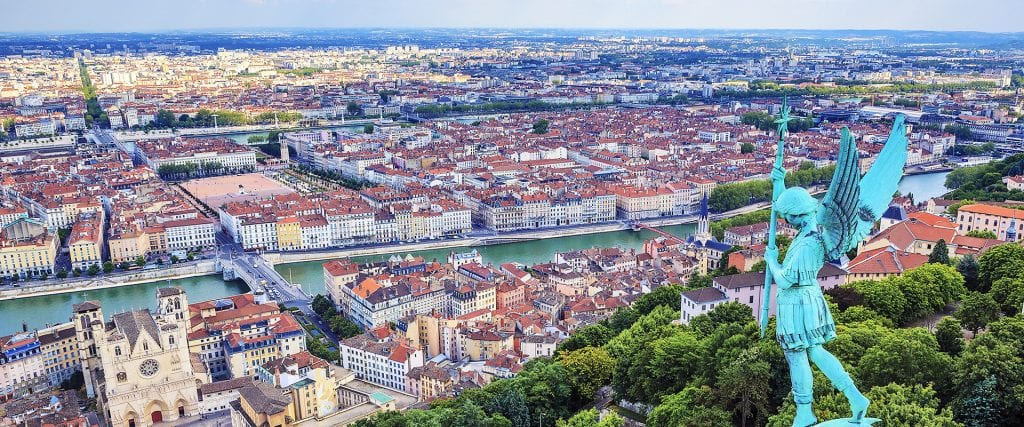 Paris, Lyon & Marseille
