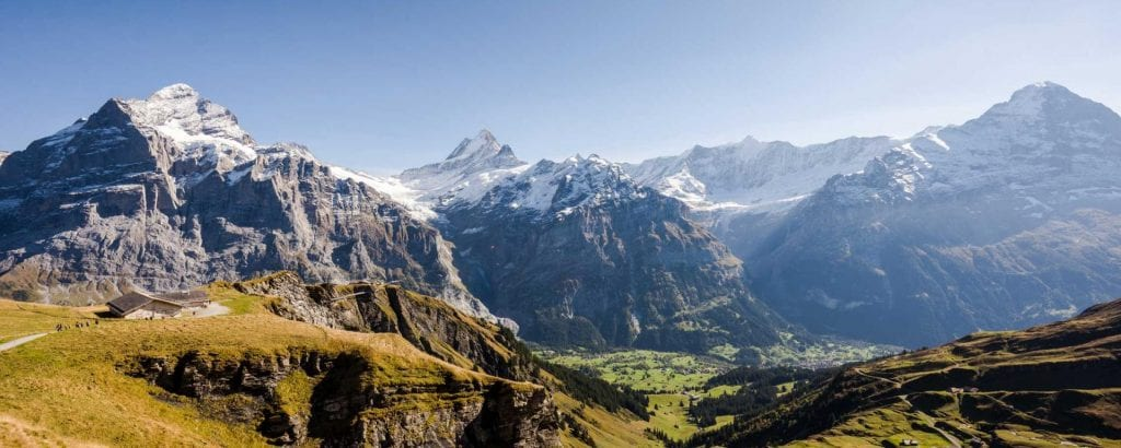 Jungfrau Region Walking Holiday
