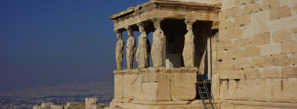 London to Athens via the Balkans