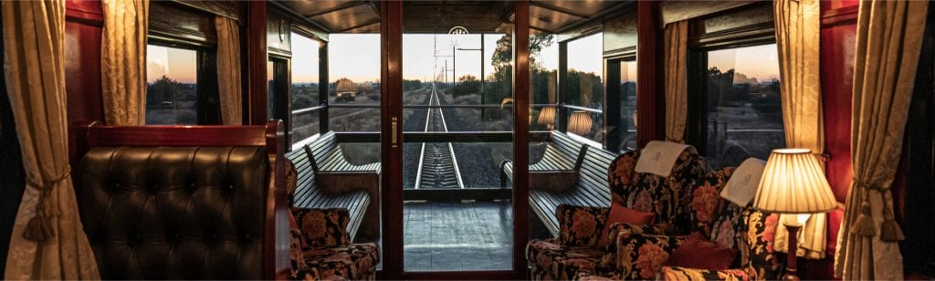 Rovos Rail: Cape Town to Pretoria