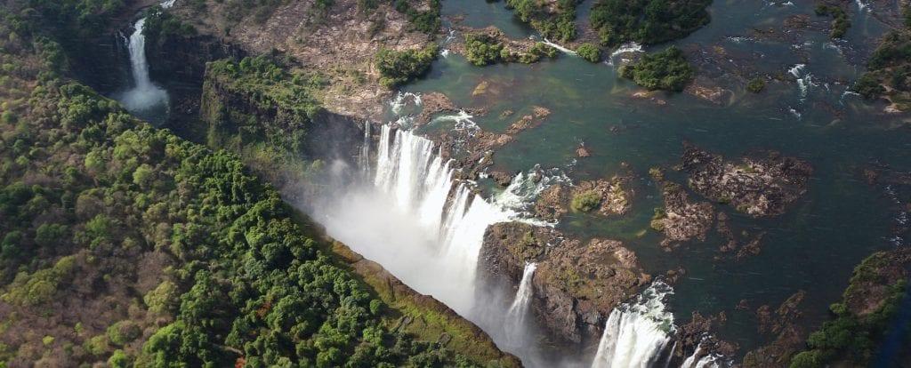 Rovos Rail: Victoria Falls