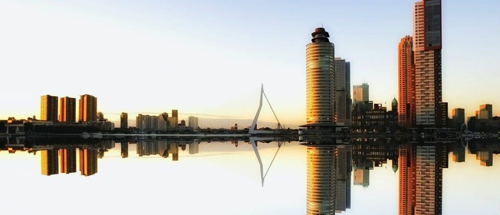 Amsterdam and Rotterdam