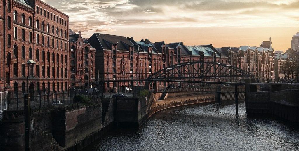 Amsterdam, Hamburg and Oslo