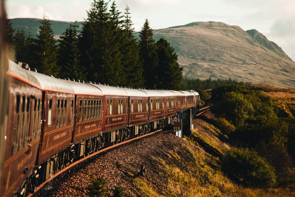 Belmond Royal Scotsman Western Scenic Wonders
