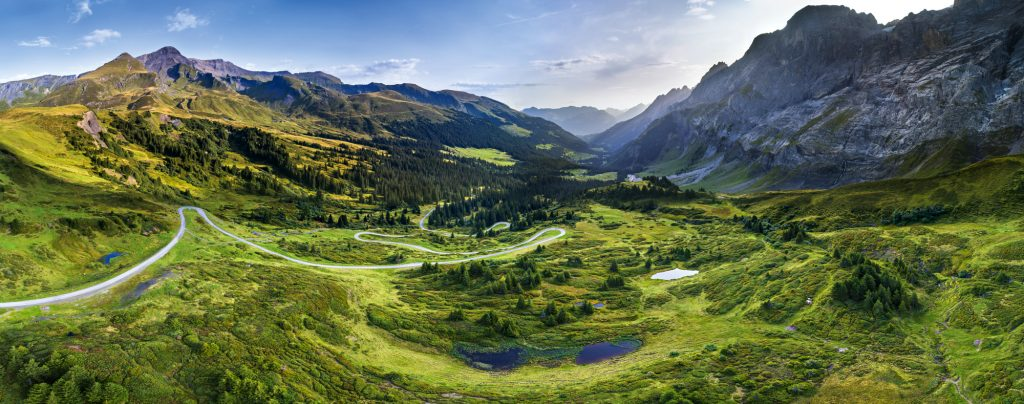 Bernese Oberland Rail-Drive Holiday