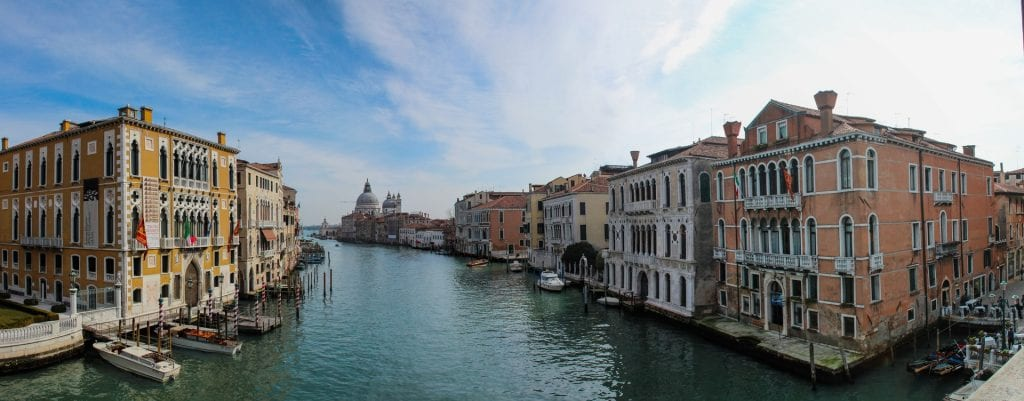 Luxury Venice and Florence by Rail